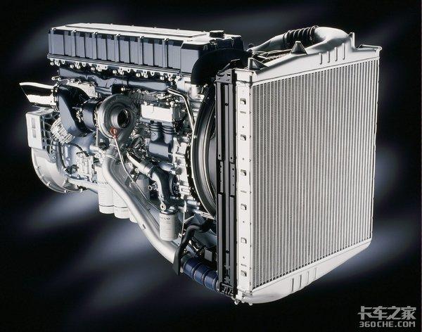 全新环保发动机+超豪华驾驶室,90年代的沃尔沃开挂了