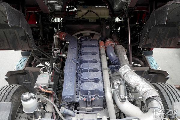 不仅是潍柴550马力!三一朱宏版新款还标配液缓又一平价神车?