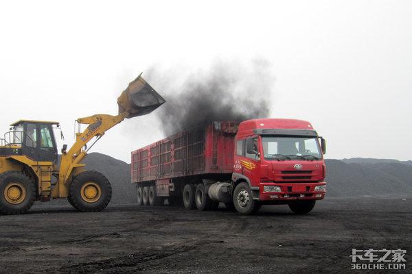 冬季煤炭需求加大拉煤车运费大幅上涨绝佳赚钱机会卡有千万别错过