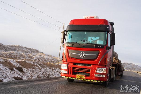 全程节油400升跟车11000公里体验东康Z14600马力发动机