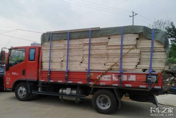 4.5吨及以下货车再改革,城配市场迎新变化,蓝牌轻卡增吨难