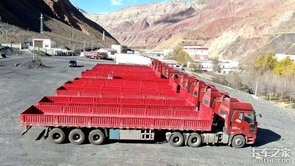'两证'放宽限制卡车司机如今太稀缺了