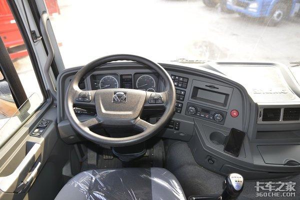 车市速看:潍柴460+高配驾驶室这台徐工汉风G7跑长途无压力