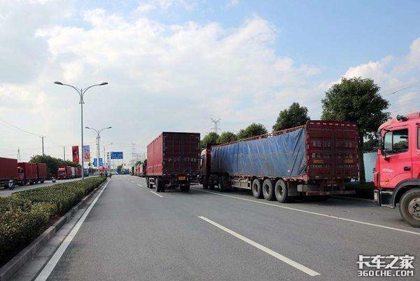 电商狂欢节背后的快递运输盛景,卡车司机却有喜有忧