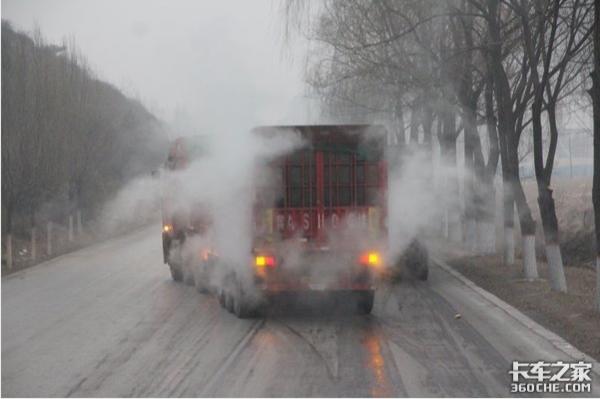 寒潮来临冬季行车不注意这些你的车就有可能出现趴窝的风险