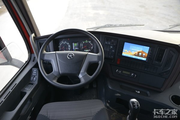 车市速看:550潍柴配法士特16挡这台大运N9H适应性更强