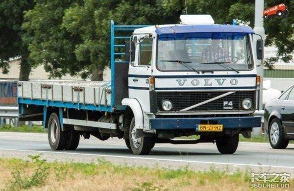 一篇文章搞明白沃尔沃卡车历史纯干货