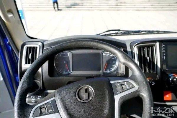 德龙K3000杀入轻卡市场不止是潍柴动力带自动变速箱