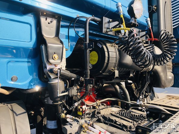 性价比真高510马力的欧曼GTL值得尝试
