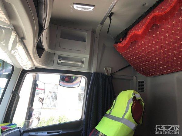 不仅仅是福康460马力欧曼EST活禽运输车还有什么亮点?