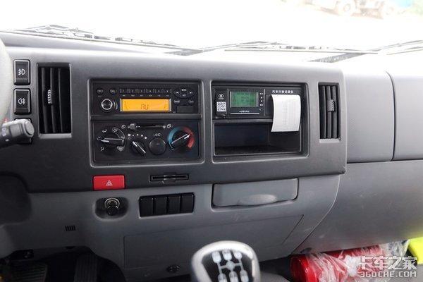 手段升级重型货车靠GPS就能查违法行为