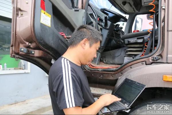 七分养三分修:卡车维修师教你如何养车