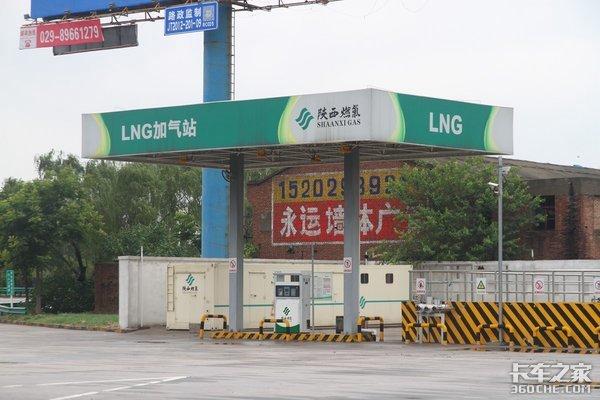 2021各车企年会LNG车型盘点四款6×4牵引车要怎么选?