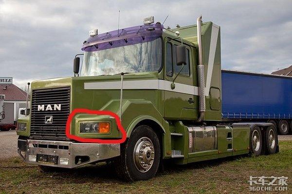 传奇的德国长头车MANPhoenix车型图解