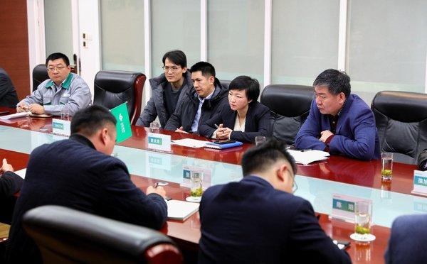 五征集团&云内动力签订战略合作协议