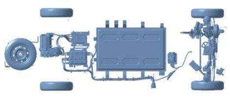 全新理念擎电出道北汽EK3系列微卡获年度金设计奖
