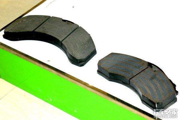 刹车片加大43%配iCAS空悬这挂车有点强