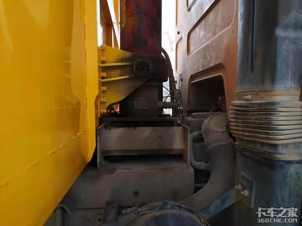 退役乘龙M3大载车也能玩转标载运输!底盘给力