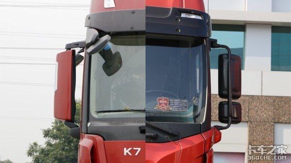 老庄选车犯了难格尔发K7W和解放JH6散货用车该选谁?