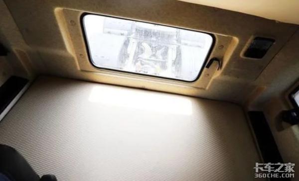 事关行车舒适性重卡卧铺设计竟然这么复杂