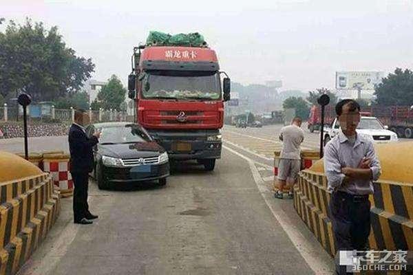 卡车司机为何忍气吞声总结得太到位了