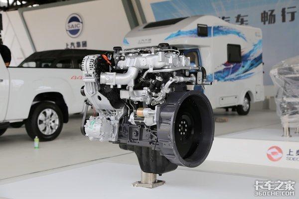 每年可为卡友节省近2000元上汽V动力百公里省油2L可靠性更强