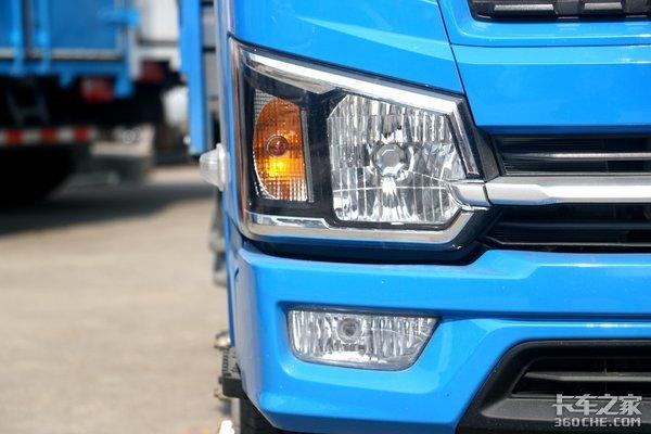 国六柴油版的顶配福运S80现身!原来小卡的配置也可以这般豪横