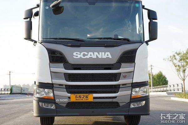 斯堪尼亚即将国产这款约95万的G500会降价?还是减配?
