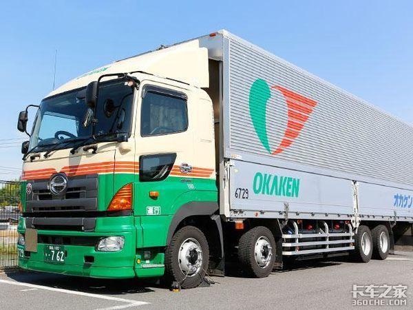 日本二手卡车遍布东南亚国产二手卡车路在何方