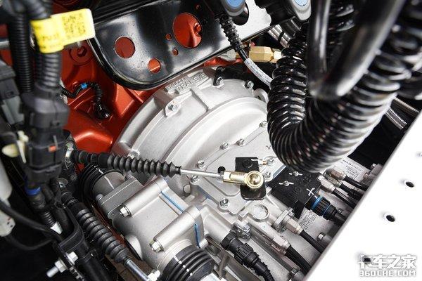 不止是LNG!现代创虎国六车型有何新变化?