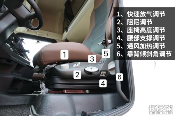 8品牌重卡座椅�P�c你的屁股���x�l(上)