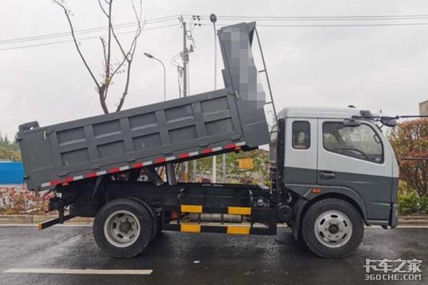 4米2自卸车该不该申请4.5吨以上公告?