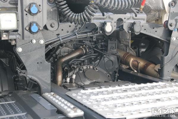450发动机带1300升油箱!这款斯堪尼亚到底要干嘛?