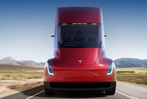特斯拉半挂卡车Semi今年开始交付预计售价99万-118万