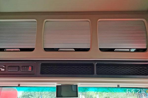 X12大马力匹配ZFAMT还有超大空间这辆高配格尔发A5W载货车不简单