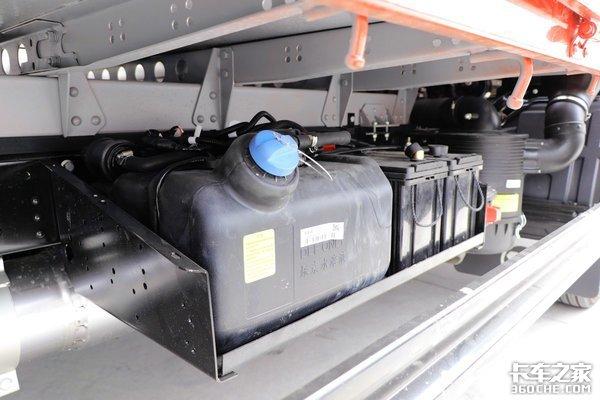 150马力国六b排放福田时代领航6实拍