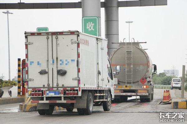 """从源头整治""""大吨小标""""9月1日起货车年检称重"""