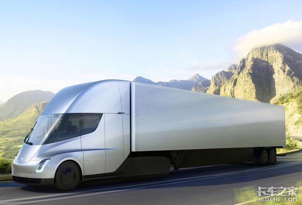"""想突破中国卡车市场特斯拉靠紧盯""""加速度""""还远远不够"""