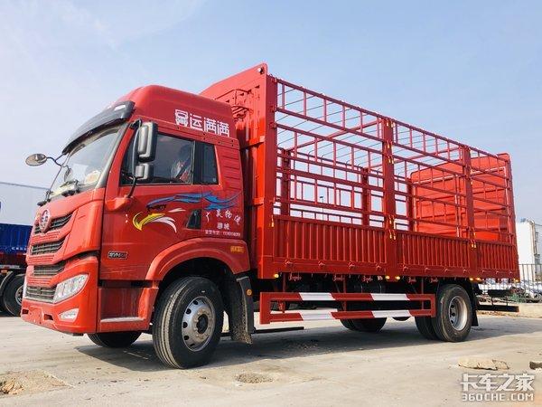 零担绿通运输好帮手――青汽解放龙VH2.06米8载货车