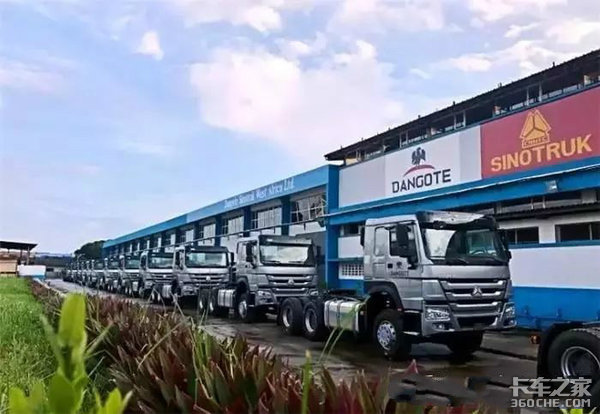 2020年卡车出口市场解析流向哪国最多?后疫情下如何破茧前行?