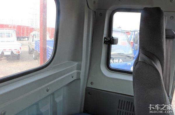 时代康瑞H2系列4米2黄牌自卸车用处多多
