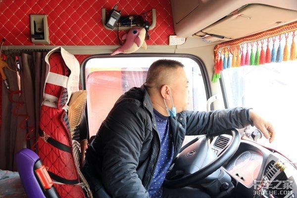 货主追求时效交警严查疲劳驾驶从事六年运输的高师傅表示太难了