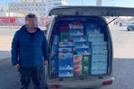 天津严查货车超载 1月份查处3200余辆超载货车