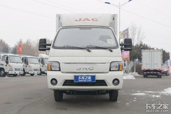 车市速看:合规装载近1吨便宜还灵活的轿卡也适合城市配送