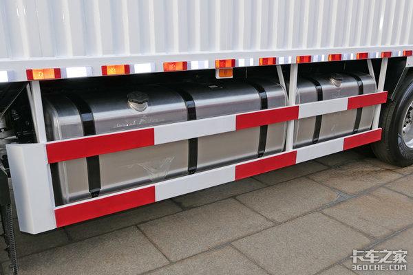 牵引车配置AMT配液缓整车长换油突破50万这辆J7载货配置真的壕