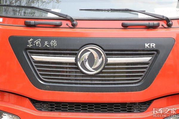 国六龙擎300马力输出27.7万的天锦KR成为建材运输新选择