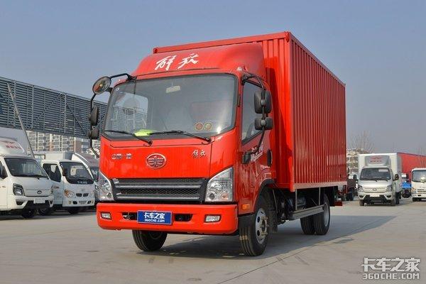 蓝牌轻卡又来新政策?这8款轻卡车型值得一看!
