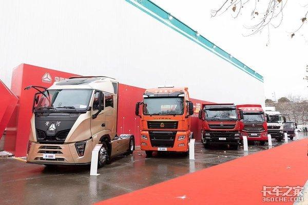 年度盛典:重汽黄河获得2020年度创新车型