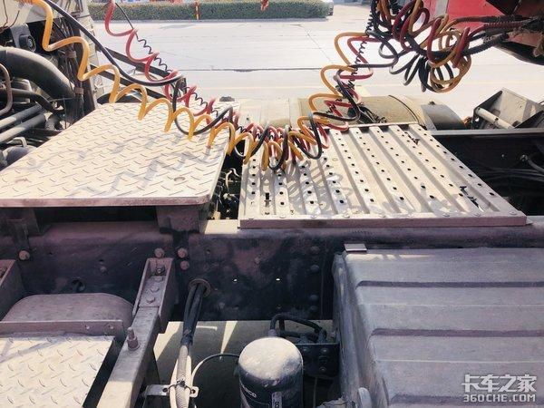 为砂石运输而生三环昊龙牵引车如何实现轻量化