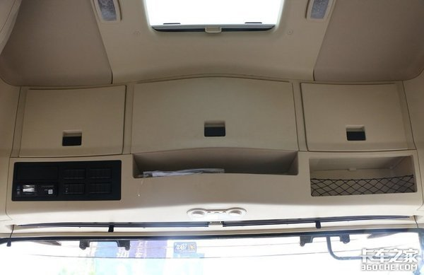 1000L油箱主打中长途运输陕汽X5000超值版解读